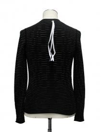 Label Under Construction Encaged Yarn Striped sweater mens knitwear buy online