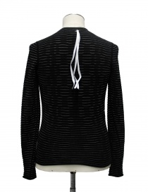 Maglia Label Under Construction Encaged Yarn Striped maglieria uomo acquista online