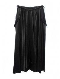 Womens skirts online: Miyao black skirt