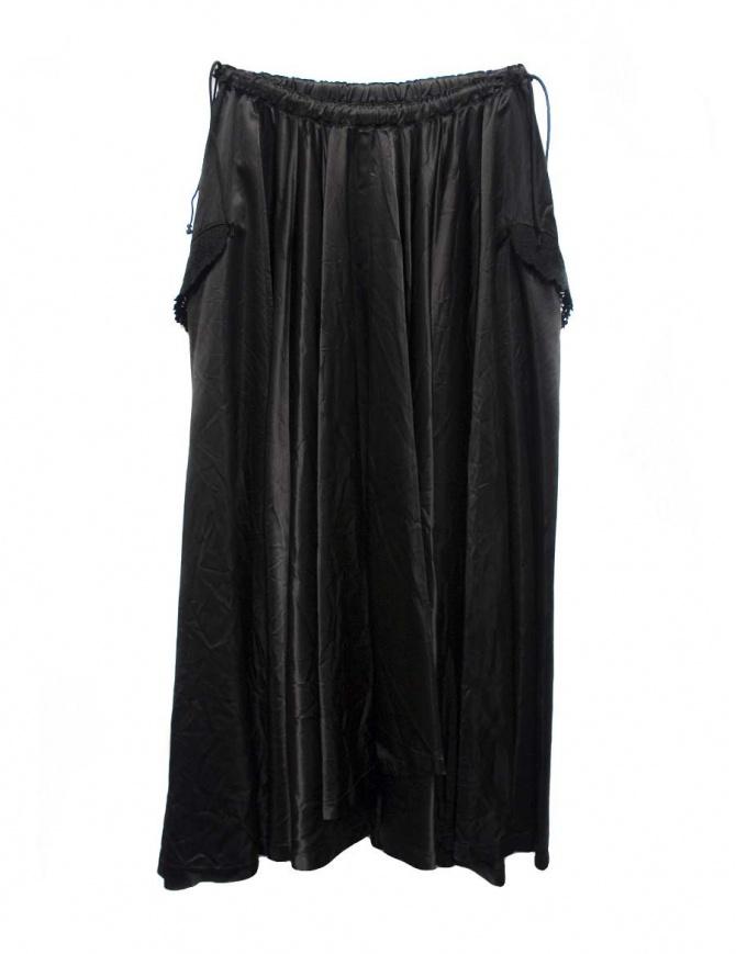 Miyao black skirt MM-S-01-BLK-SKIRT womens skirts online shopping