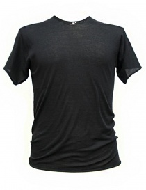 T shirt uomo online: T-shirt Label Under Construction Parabolic Zip Seam