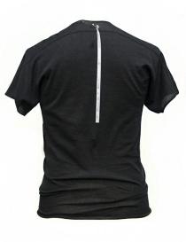 Label Under Construction Parabolic Zip Seam t-shirt buy online