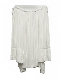 Miyao white skirt MM-S-03 WHITE SKIRT order online