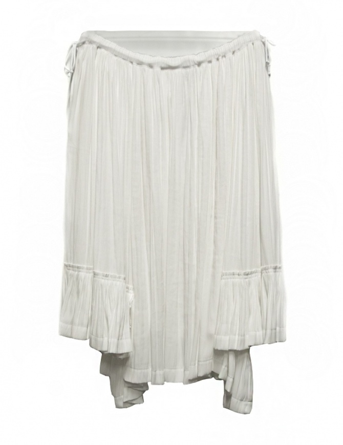 Miyao white skirt MM-S-03-WHITE-SKIRT