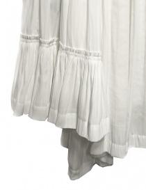 Miyao white skirt price