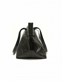 Delle Cose leather bag with lateral inserts bags buy online