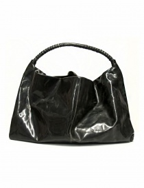 Delle Cose leather bag with lateral zip online