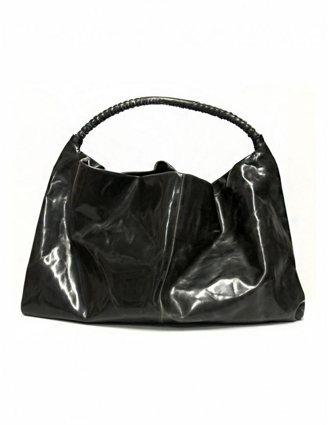 Borsa Delle Cose in pelle con zip laterale 722-BABYCALF-26 borse online shopping