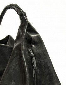 Delle Cose leather bag with lateral zip price