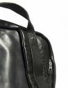 Delle Cose model 76 black leather backpack Z6 BABY CALF BLK buy online