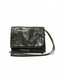 Delle Cose style 56 black leather bag 56-BABY-CALF-BLK order online