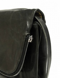Delle Cose style 56 black leather bag