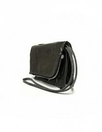 Borsa Delle Cose modello 56 in pelle nera borse acquista online