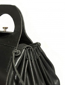 Delle Cose style 700 black leather bag price