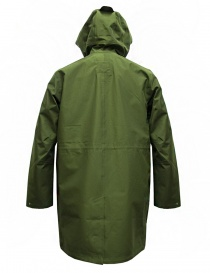 Giacca Goldwin Hooded Spur Coat colore verde acquista online