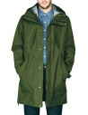 Goldwin Hooded Spur Coat green jacket GO01700-GREEN price