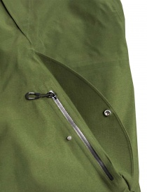 Goldwin Hooded Spur Coat green jacket mens jackets price
