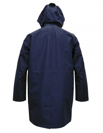 Giacca Goldwin Hooded Spur Coat colore navy prezzo