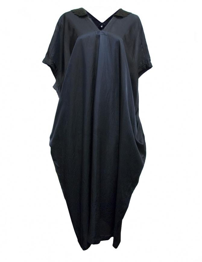 Abito a uovo Miyao blu navy MM-O-03 NAVY DRESS abiti donna online shopping