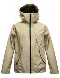 Goldwin Hooded Spur Coat beige short jacket GO01701-BEIGE order online