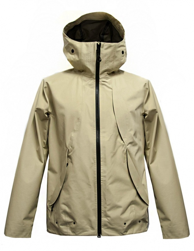 Giacca corta Goldwin Hooded Spur Coat colore beige GO01701-BEIGE