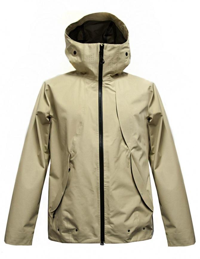 Goldwin Hooded Spur Coat beige short jacket GO01701-BEIGE mens jackets online shopping