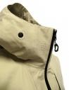 Goldwin Hooded Spur Coat beige short jacket shop online mens jackets