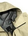 Goldwin Hooded Spur Coat beige short jacket GO01701-BEIGE price