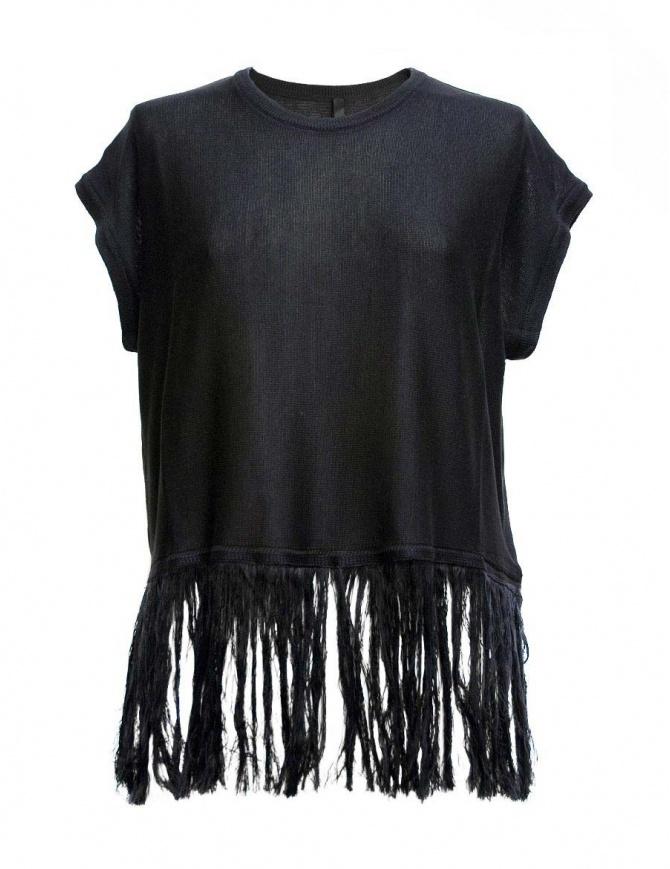 Sara Lanzi blue sweater 02JSE0208 BLU womens knitwear online shopping