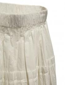 Sara Lanzi ivory white skirt price