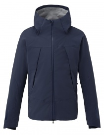 Giubbino Allterrain by Descente Streamline Boa Shell colore blu online