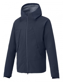 Allterrain by Descente Streamline Boa Shell graphite navy jacket