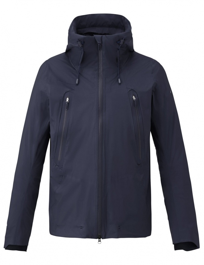 Allterrain by Descente Inner Surface Technology blue jacket DIA3700U-GRNV mens jackets online shopping