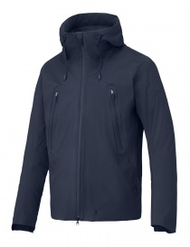 Allterrain by Descente Inner Surface Technology blue jacket