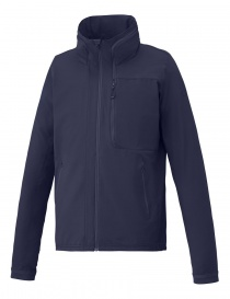 Allterrain by Descente Super Sonic Stretch graphite navy jacket