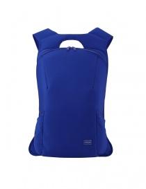 Zaino AllTerrain by Descente X Porter colore blu azzurrite DIA8700U-AZBL order online