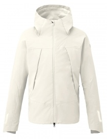 Allterrain by Descente Streamline Boa Shell icicle white jacket DIA3701U-ICWT