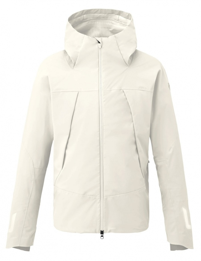 Allterrain by Descente Streamline Boa Shell icicle white jacket DIA3701U-ICWT mens jackets online shopping