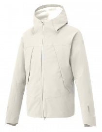 Allterrain by Descente Streamline Boa Shell icicle white jacket