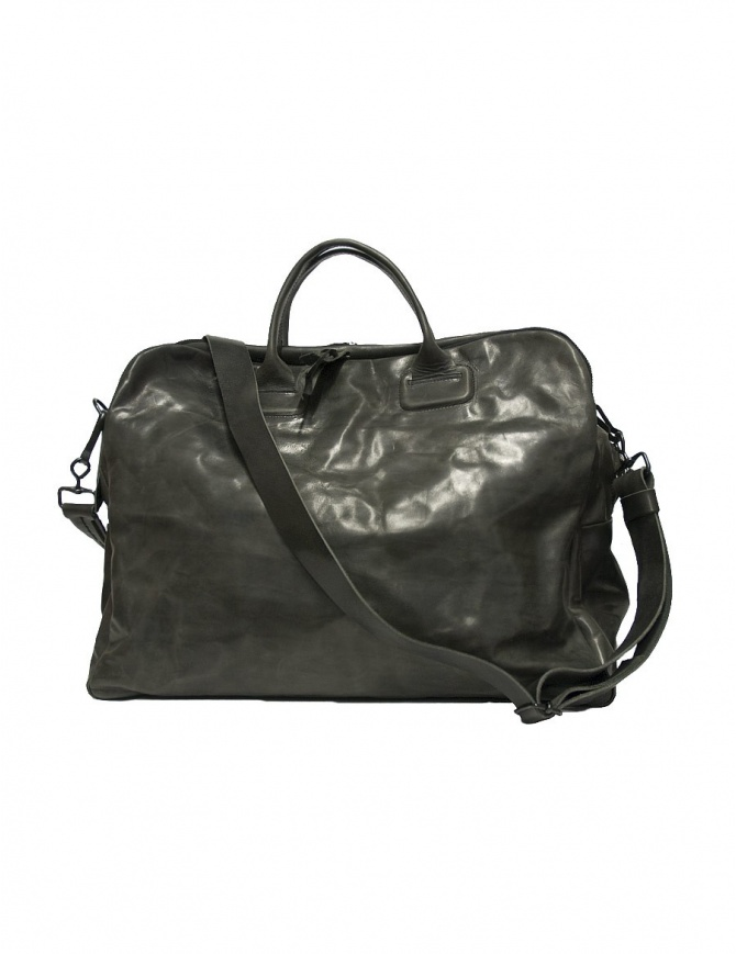 Delle Cose 2107 style leather bag, black polished color 2107-HORSE-BK bags online shopping