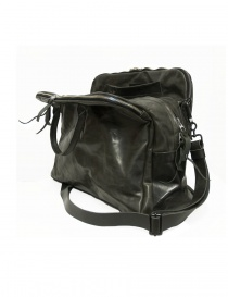 Delle Cose 2107 style leather bag, black polished color price