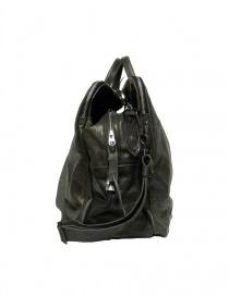 Borsa in pelle Delle Cose modello 2107, nero lucidato borse acquista online