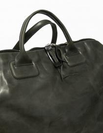 Borsa in pelle Delle Cose modello 2107, nero lucidato borse prezzo