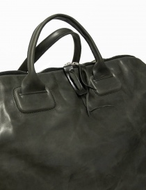 Delle Cose 2107 style leather bag, black polished color bags price