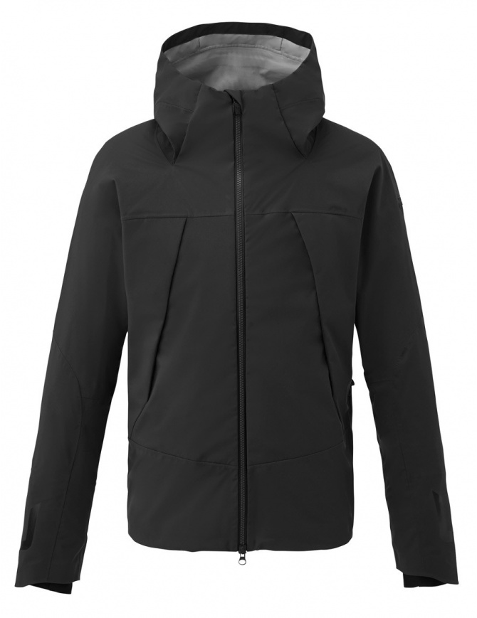 Allterrain by Descente Streamline Boa Shell black jacket DIA3701U-BLK mens jackets online shopping