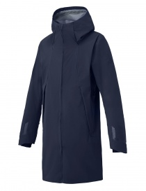 Allterrain by Descente Streamline Boa Shell graphite blue coat buy online