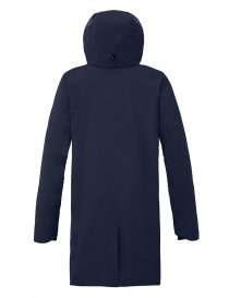 Cappotto Allterrain by Descente Streamline Boa Shell colore blu prezzo