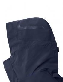 Cappotto Allterrain by Descente Streamline Boa Shell colore blu cappotti uomo acquista online