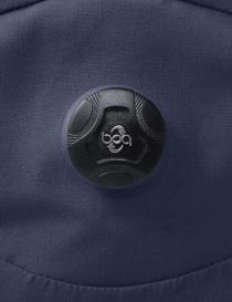Cappotto Allterrain by Descente Streamline Boa Shell colore blu cappotti uomo prezzo