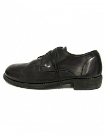 Guidi 992 black leather shoes buy online